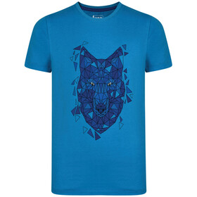 Dare 2b Ensemble Tee Kids Fluro Blue